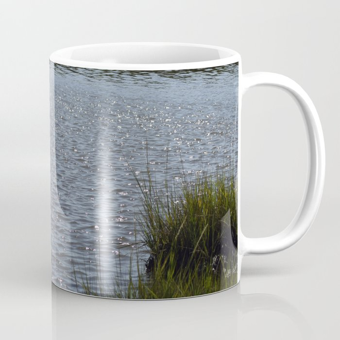 Natures Treasure New Jersey Marshland Addition Coffee Mug