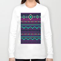native Long Sleeve T-shirts featuring Native by Nika