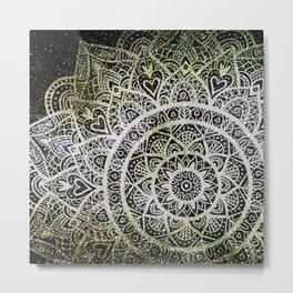 Space mandala 29 Metal Print