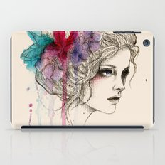 Water Flowers iPad Case