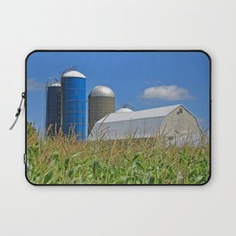 Almost Harvest Time Laptop Sleeve