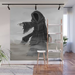 Ghost of Christmas Yet to Come Wall Mural