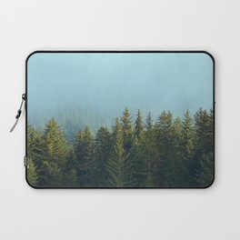 Early Morning Mist Laptop Sleeve