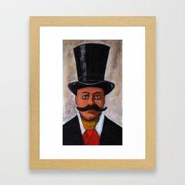 Dr Thomas Neill Cream Framed Art Print