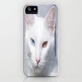 le chat iPhone Case