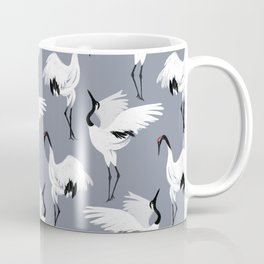 Crane Ballet Coffee Mug