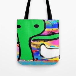 The intruder Tote Bag
