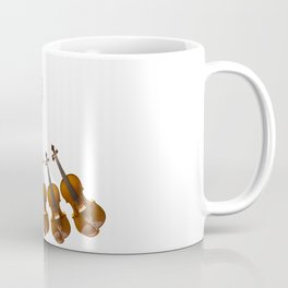 Stradivarius violin spiral music Coffee Mug