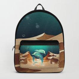 Dolphin Desert Backpack