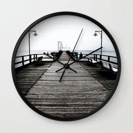 Pier Wall Clock