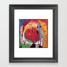 My summer Framed Art Print
