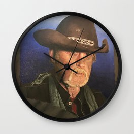 Uncle Wall Clock