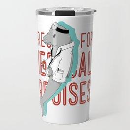 Medical Porpoises Travel Mug