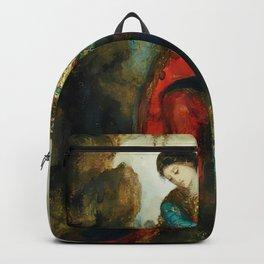 "Gustave Moreau ""Sappho"" Backpack"