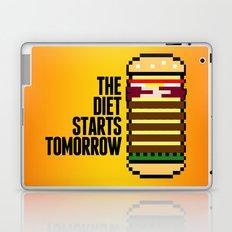 Diet Burger Laptop & iPad Skin
