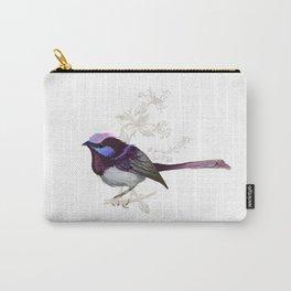 Forest Wren Bird Carry-All Pouch
