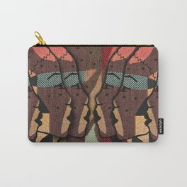 African Tapestry Carry-All Pouch