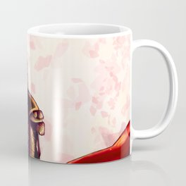 Dragon Age Inquisition - Aspen the elvish mage Coffee Mug