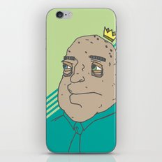 King Sh... iPhone & iPod Skin