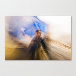 - Cercare la felicità - Canvas Print