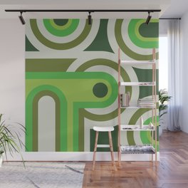 Rebirth Of The 70's No. 15 Wall Mural