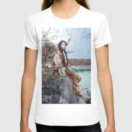 Native Girl T-shirt