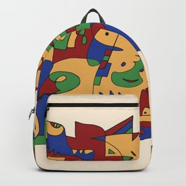 Saturday Jam - Jazz album Backpack