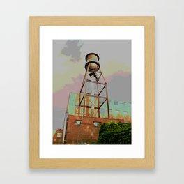 Hochelaga Framed Art Print