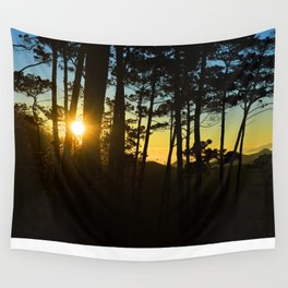Dominican Sunrise Wall Tapestry