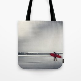 RED surfBoard 16 Tote Bag