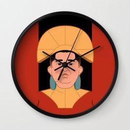 Kim Jong Boom, Baby! Wall Clock