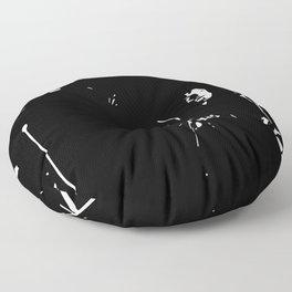 Barnes - Rogers Floor Pillow