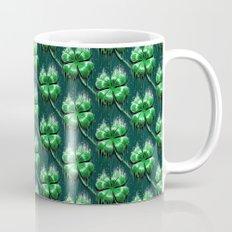 Four Leaf Clover Melting Luck Mug