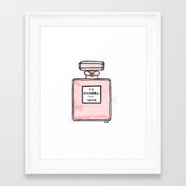 Perfume #5 Framed Art Print