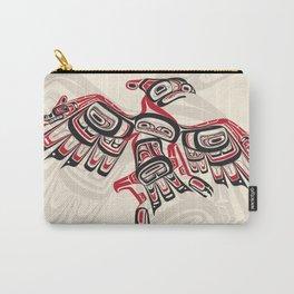 Salish Thunderbird Carry-All Pouch