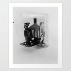 Kodak Premo Art Print