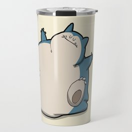 Pokémon - Number 143 Travel Mug
