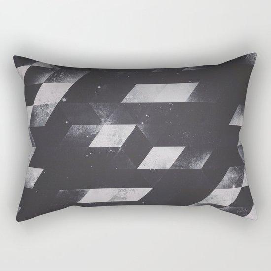dyy blyckk fryydyy Rectangular Pillow