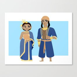 Philippines: Nobles and Royals Canvas Print