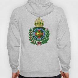 Dom Pedro II Coat of Arms Hoody