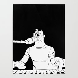 Feel the Music with Stevie Wonder Poster