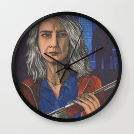 Laurie Wall Clock