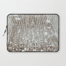 Crystals and Light Laptop Sleeve