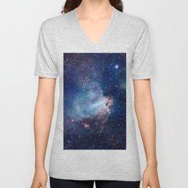 Omega Nebula Unisex V-Neck