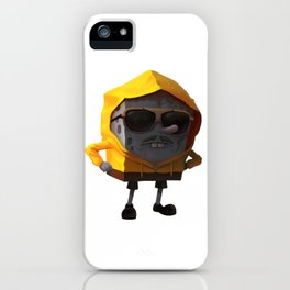 UNASPONGER iPhone Case