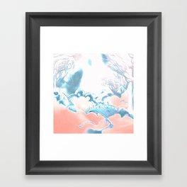 LIKEWATER Framed Art Print