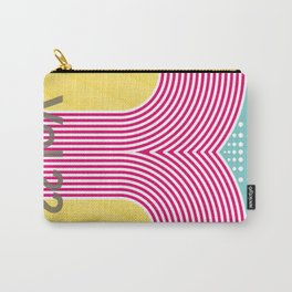 flower artwork Carry-All Pouch