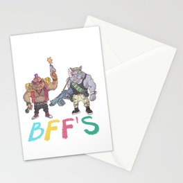 BFF'S Stationery Cards