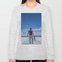 Salt Desert Board Long Sleeve T-shirt