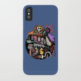 Old Pirate iPhone Case